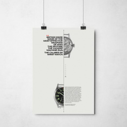 Vertex: Effective Weapons [poster] Print Ad by Grey London