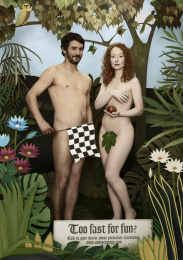 Swiss Society Of Sexology: Adam & Eve Print Ad by Saatchi & Saatchi Geneva