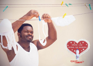 Hypo: Spread Print Ad by Noah's Ark Lagos