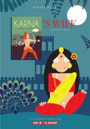 OM Book Shop: Karna's Wife Print Ad by Ogilvy & Mather Gurgaon