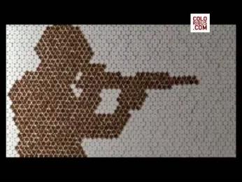 Anti-smoking: WAR Film by F/Nazca Saatchi & Saatchi Sao Paulo