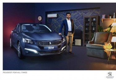 Peugeot: Peugeot for all times, 3 Print Ad by Kijamii Cairo