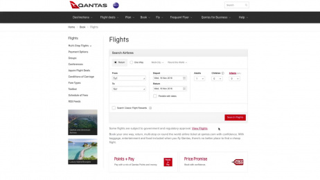 Qantas: Qantas Out Of Office Travelogue Digital Advert by The Monkeys