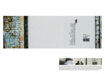 End Youth Homelessness: Jumping Outdoor Advert by Leo Burnett London