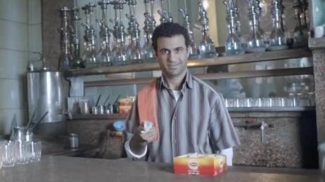 Lipton: The Tea Professionals, 1 Film by KAIRO Cairo, Monkeys Production House Cairo, The Producers Giza