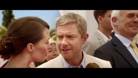 Vodafone: The Wedding Film by Ogilvy & Mather London, Rattling Stick