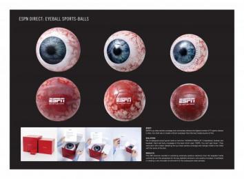 ESPN Classic: EYEBALLS Direct marketing by Saatchi & Saatchi Singapore