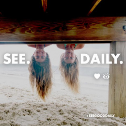 Lenscrafters: See. Good. Daily, 3 Print Ad by Truth Collective