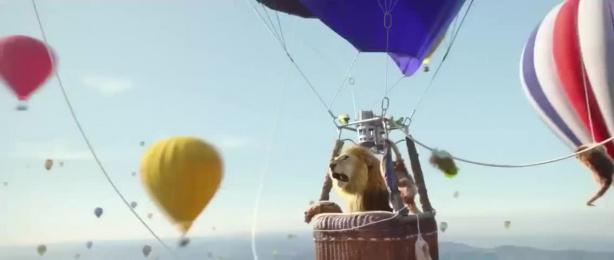 Perrier: Hot Air Balloons, 2 Film by Les Télécréateurs, Ogilvy Paris