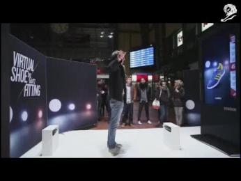 Ludwig Gortz: GÖRTZ – VIRTUAL SHOE FITTING Direct marketing by Kempertrautmann Hamburg, Liga_01 Computerfilm, The Shack