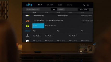 Sling TV: Slingers Film by The Martin Agency Richmond