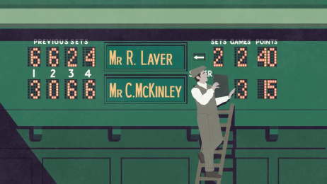 Wimbledon: In Pursuit of Greatness - Take On History Film by McCann London
