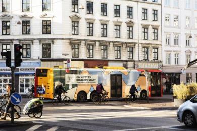 The Danish Association of Midwives: The midwife crisis [image] 4 Outdoor Advert by Saatchi & Saatchi Copenhagen