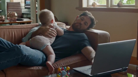 American Express: Work-At-Home Dad Film by mcgarrybowen New York