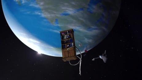 Eco-Mobilier: Death of a Bookcase Film by Babel Paris, Partizan