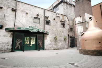 Jameson: Jameson Distillery Outdoor Advert by Cawley Nea\TBWA Dublin