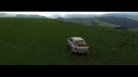 Volkswagen Amarok: Amarok Test Drives For Good Digital Advert by Motion City Films, Ogilvy Cape Town