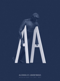 Aa Alcoholics Anonymous: AA Outdoor Advert by Ventosa