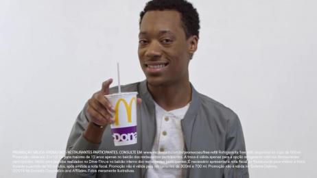 McDonald's: McDonald's Film by DM9DDB Sao Paulo