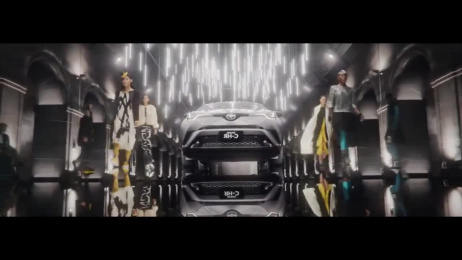 Toyota C-HR: Thrill of the Next Film by BWM Dentsu Sydney, Exit Films