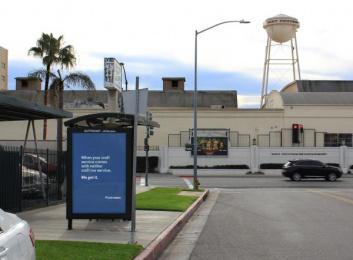 Postmates: We Get It - Craft Service Outdoor Advert by 180 LA