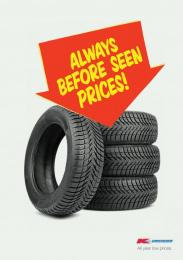 Kmart: Prices Print Ad by MJW Sydney