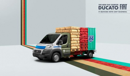 Fiat: Truck Print Ad by Leo Burnett Tailor Made Sao Paulo