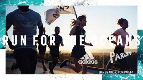 Adidas: Run For The Oceans, 4 Print Ad by TBWA\Neboko Amsterdam