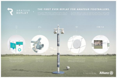 Allianz: Amateur Replay Case study by Ogilvy & Mather Singapore