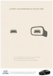 Hyundai: Sportcar Print Ad by Tabasco Kiev