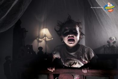 Kiddo's: Nightmare, 3 Print Ad by JWT Hyderabad