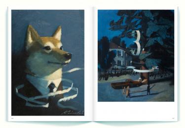 Genkosha: The Art Of Tatsuro Kiuchi, 10 Print Ad