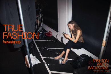 Havaianas: True Fashion, 5 Print Ad by AlmapBBDO, Brazil