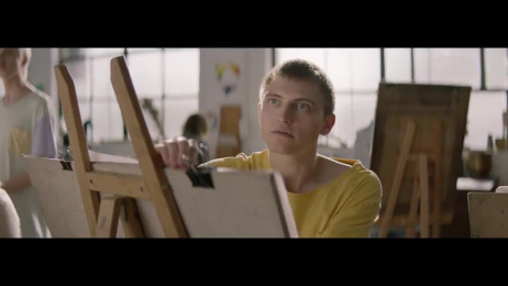 Mars: Life Drawing [15 sec] Film by Clemenger BBDO Melbourne