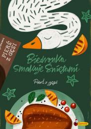 Biedronka: Goose Print Ad by Duda Polska Warsaw
