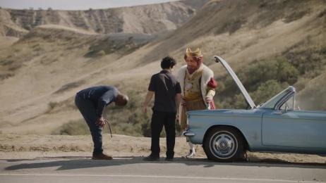 Burger King: Good Samaritan Whopper Film by DAVID Miami