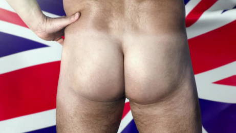 Channel 4: Important Safety Announcement for Your Arse - We Need Your Buttocks #StayAtHome Film by 4creative