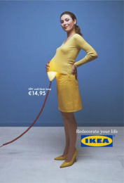 IKEA: LAMP Print Ad by *S,C,P,F... Madrid