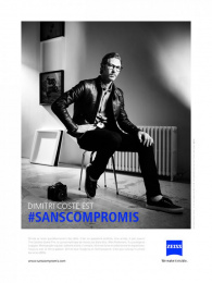 Zeiss: Dimitri Coste Print Ad by gyro Paris