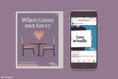 The Guardian: Playing Cupid For The Ideologically Suited, 3 Print Ad by Oliver Group UK
