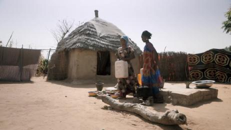 Oxfam: Receta De Agua, 2 Digital Advert by Tiempo BBDO