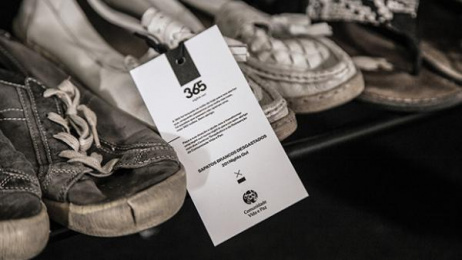 Comunidade Vida e Paz: 365 - A Brand Against Indifference, 4 Direct marketing by Leo Burnett Lisbon