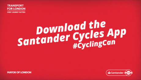 Santander: Cycling Can, 2 Film by mcgarrybowen London