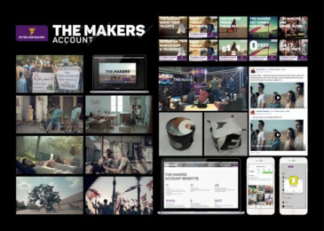 Byblos Bank: The Makers Case study by Fortune Promoseven Beirut