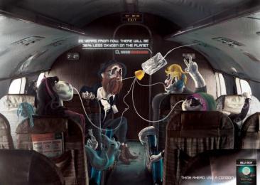 Billy Boy: Air Print Ad by Leo Burnett Bucharest