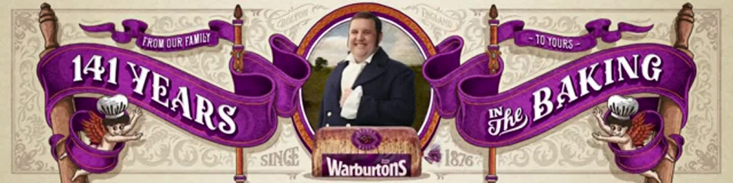 Warburton's: Warburtons - DOOH 2 Outdoor Advert by WCRS