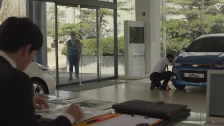 Chevrolet: The Meticulous Grandpa Film by Cheil Seoul