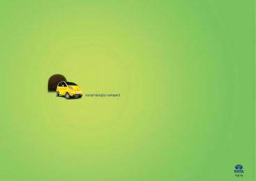 Tata: Nano Print Ad by Sir J. J. Institute Of Applied Art