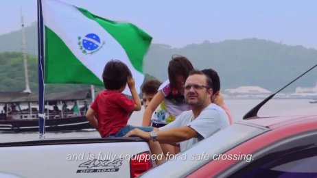 Government of the State of Paraná: Unsafe Crossing Film by OpusMúltipla