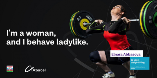 Azercell: Women Should, 3 Print Ad by Endorphin Baku